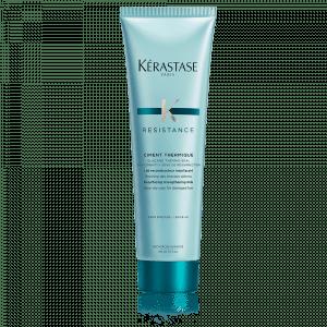 Kerastase Ciment Thermique een hitte-beschermende leave-in-crème voor verzwakt en beschadigd haar